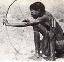 Caçando com a Zagaia (Flecha)