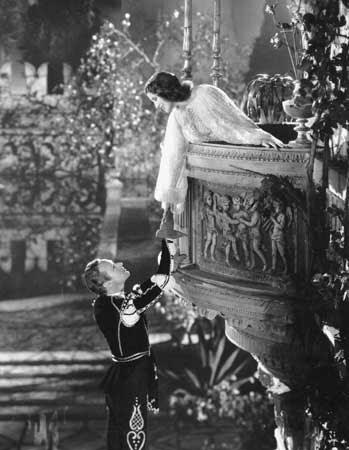 Abbracci e pop corn: Romeo e Giulietta: la scena del balcone