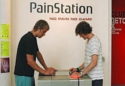 PainStation no pain no game - Pc game really hurts