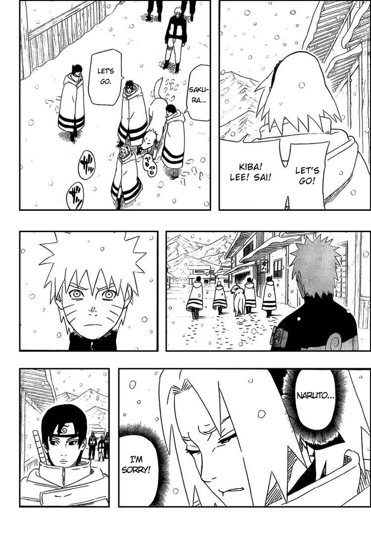 Read Naruto 470 Online - 06