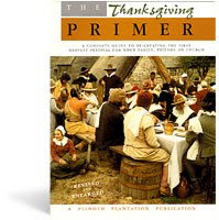 Thanksgiving Primer from Vision Forum