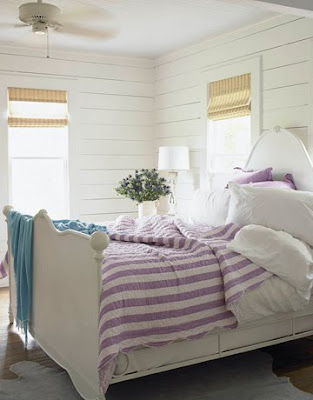 In My House: Beach Cottage Decorating Project
