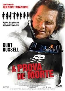 Filme Poster À Prova de Morte DVDRip RMVB Legendado