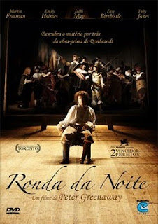 Filme Poster Ronda Da Noite DVDRip RMVB Dublado