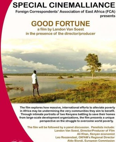 good fortune by landon van soest The moving picture institute is a modern-media production house and talent incubator that creates and supports high-impact film and video content designed to entertain, inspire, and educate audiences with captivating stories about human freedom.