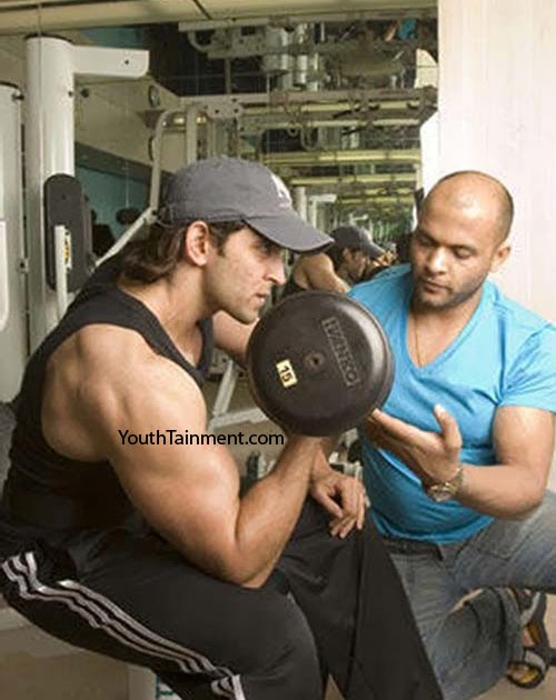 SHENE: HRITHIK ROSHAN WORKOUT-DIET PLAN LEAKED