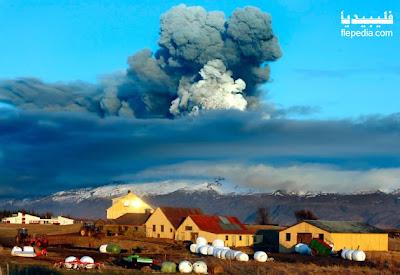 أعنف ثورات بركانية في التاريخ 1
