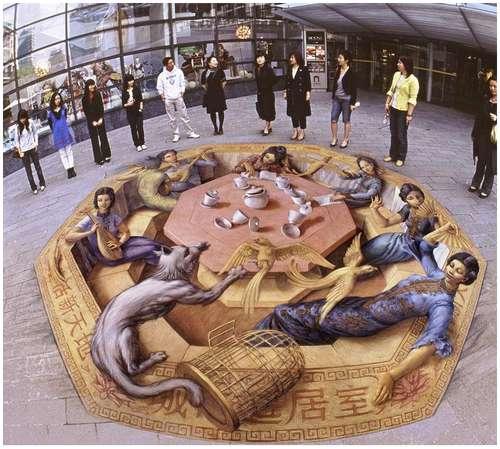 Street Illusions 13