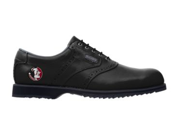 FSU Seminoles golf shoes.