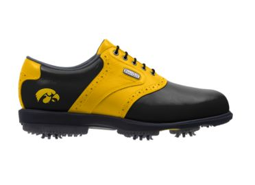 Iowa Hawkeyes shoes.