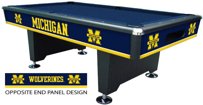 university of michigan. University of Michigan pool