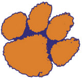 Clemson pool table accessories