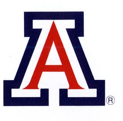 University of Arizona pool table accessories.