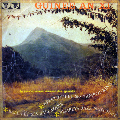 GuinГ©e, An XI - Various Artists,Editions Syliphone Conakry
