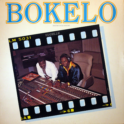 Cover Album of Bokelo - MaГ®tre ya ba MaГ®tre,Africa New Sound 1984