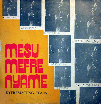 Kyeremateng Stars - Mesu mefre nyame,Ambassador 1981