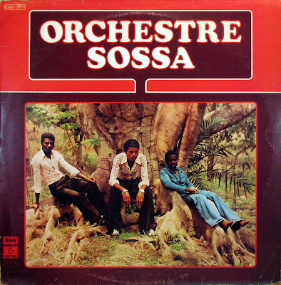 Cover Album of Orchestre Sossa,PathГ© Marconi / EMI 1976