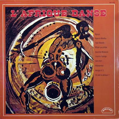 l'Afrique Danse - Various Artists,african 360.050, 1973
