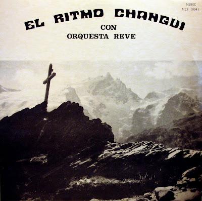 Cover Album of Orquesta RevГ© - El Ritmo ChangГјi