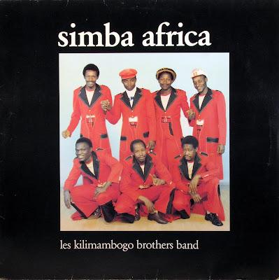 Les Kilimambogo Brothers Band - Simba Africa,Gema 1984