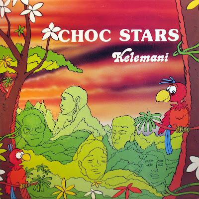 Choc Stars - Kelemani,Espera 1986