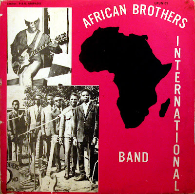 African Brothers' International Band - Gyae Su,Ambassador