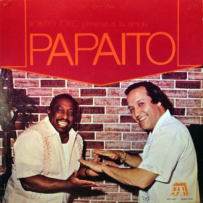 Roberto Torres presenta a su amigo Papaito,SAR 1979