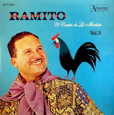 Ramito - El Cantor de la MontaГ±a vol.5,Ansonia