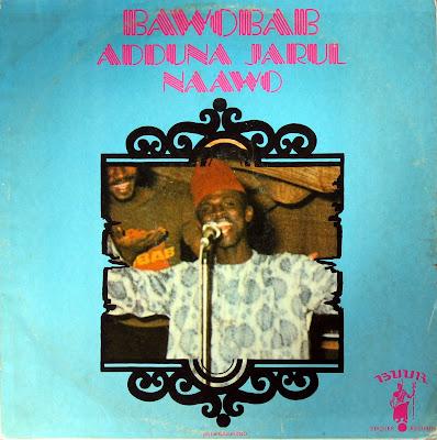 Orchestre du Bawobab - Adduna Jarul Naawo,Disques Buur Records 1975