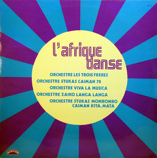 l'Afrique Danse 360.112 - Various Artists,african 1978