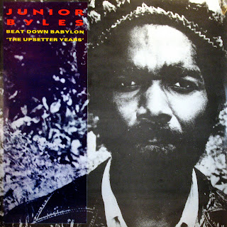 Junior Byles - Beat Down Babylon'The Upsetter Years',Trojan Records 1987
