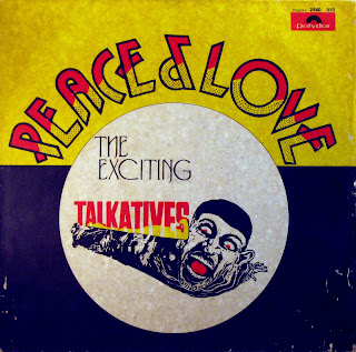 The Exciting Talkatives - Peace & Love,Phonogram / Polydor 1977