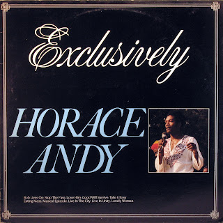 Horace Andy - Exclusively,Solid Groove Records 1982