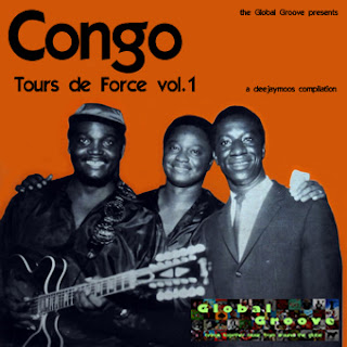 Congo, Tours de Force vol. 1 - Various Artists