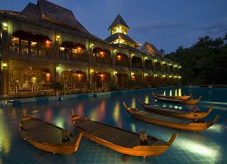 Santhiya+Supreme+Deluxe+Building Spa de lujo en Tailandia, Santhiya Resort & Spa.