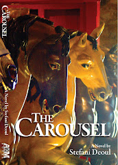 HEY, CHECK IT OUT! Debut Writer, Stefani Deoul and her compelling first novel, Carousel