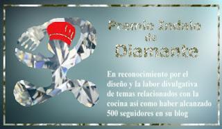 INDALO DE DIAMANTE