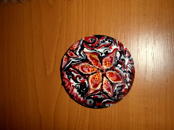 broasa pictata manual in relief 30 ron