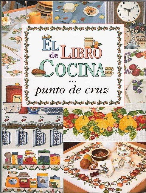 Revistas y algo mas cocina punto de cruz - Punto de cruz cocina ...