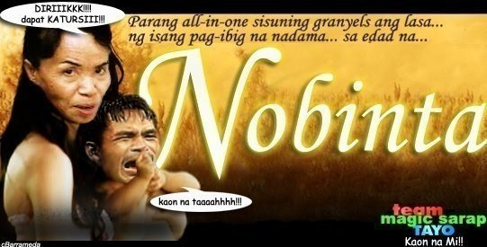 Nanay Dionisia For Nobinta