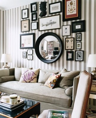 yet eclectic style