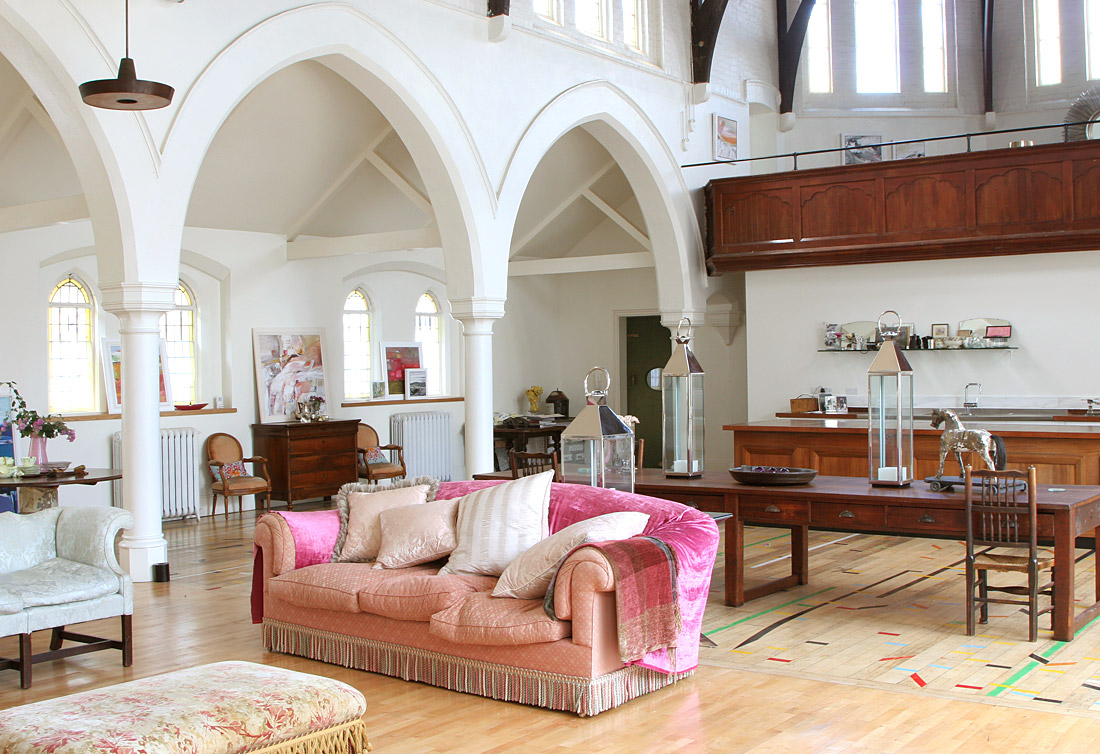 Alkemie another church conversion we turned a church for Pretty homes inside