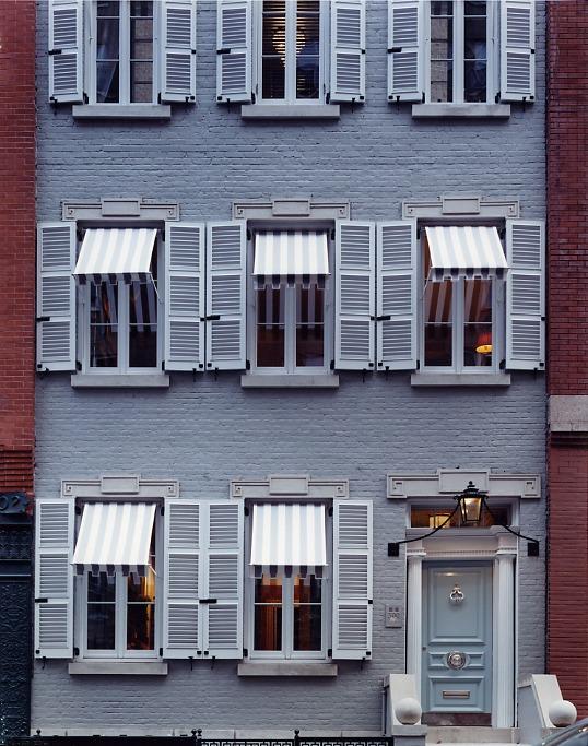 Alkemie Miles Redd 39 S New York City Townhome