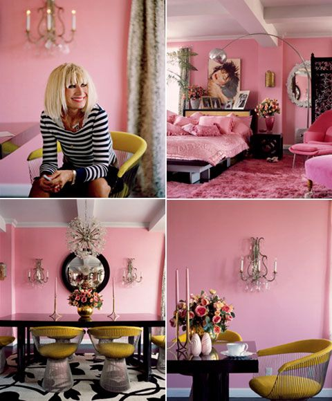Alkemie: Study in Pink: Betsy Johnson\'s Former Pink New York City ...