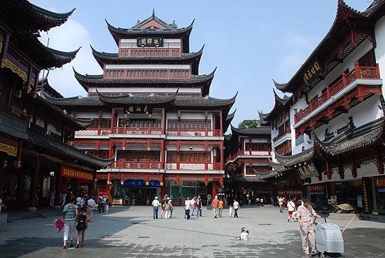 Resultado de imagen para shanghai barrio antiguo