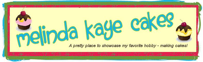 Melinda Kaye Cakes