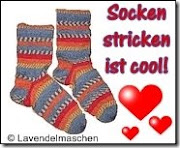 Ein Mitbringsel von Lavendelmasche&#39;s Blog