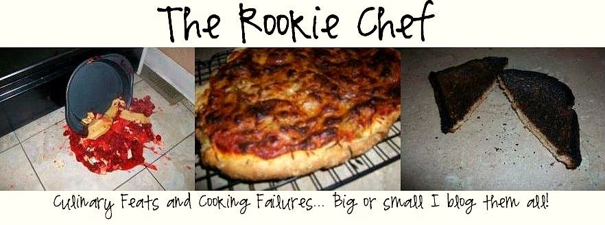 The Rookie Chef