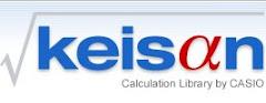 Web oficial de Keisan.Casio
