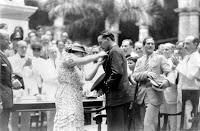 Ceremonia de condecoración de Joaquín Collar en Cuba